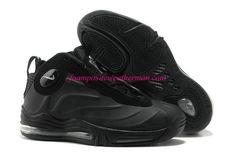 Black Anthracite Nike Total Air Foamposite Max Black 472498 010