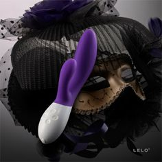 Lelo Ina 2 from www.dot-id.co.uk - Lelo's best selling, rechargeable rabbit has returned as the new and improved Ina™ 2.   Sculpted from smooth, body-safe silicone, the Ina™ 2 packs 100% stronger vibrations across eight different settings into its newly extended stem, while the flexible 'finger' delivers clitoral stimulation like no other.
