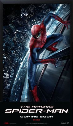Here is the new Teaser Poster of Amazing Spider-Man. Does it looks similar to the old one ? To know more about the movie go here http://madhole.com/AMAZING-SPIDERMAN-4-REVIEW.php
