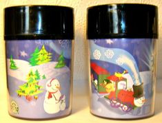 Starbucks Travel Mug 8 oz Holiday Express 2000 Short Shot Mug Snow Train | Collectibles, Advertising, Food & Beverage | eBay!