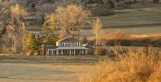Nature. Animals. Wide open spaces. The Inn at Whiskey Belle Ranch is heaven for travelers seeking to escape to the beautiful sun-dappled Colorado countryside.