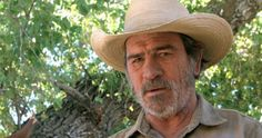 tommy lee jones in large three burials of melquides estrada Tommy Lee Jones Writing & Directing The Cowboys Remake