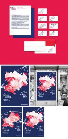 FÊTE DE LA SCIENCE - BRANDING 2014 on Branding Served