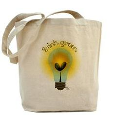 Part of the new Think Green line :D  #green #enviroment #recycle #idea #bag #totebag #conservation #eco #ecofriendly #relishart #shop #design #plant #planet #climate #