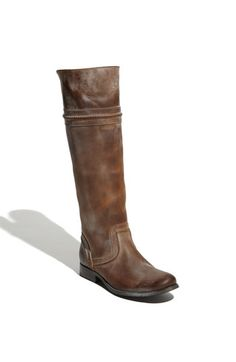 Melissa 'Trapunto' Boot- love the stitching