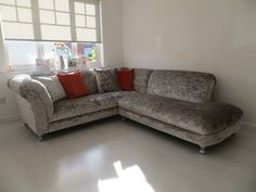 Chesterfield ecksofa  Chesterfield Ecksofa Modell Chatsworth in buntem Patchwork. www ...