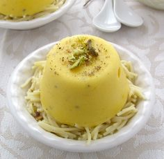 """The indian version of popsicle aka """"kulfi """" sums up taste of home for me.The exotic flavors of saffron & rosewater and the luscious taste of mango combined with hints of cardamom powder takes m..."""