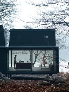 Her Minimalistin Rüyası Prefabrik Ev Konsepti-Tasarım ve Dekorasyon