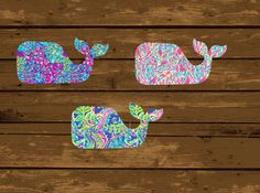 Hoping you'll love this... Lilly Pulitzer Inspired Whale Vinyl Decal, Whale Decal, Whale Sticker, Whale, Lilly Whale, Whale Car Decal, Preppy Whale Decal https://www.etsy.com/listing/530638124/lilly-pulitzer-inspired-whale-vinyl?utm_campaign=crowdfire&utm_content=crowdfire&utm_medium=social&utm_source=pinterest