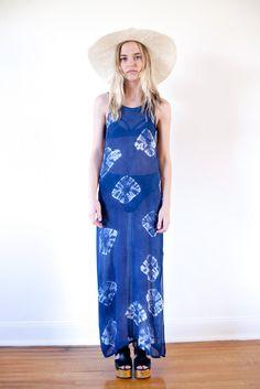 Dume Dress-Cabanna Crepe by lacausa | Bohem