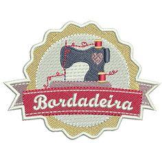 ESCUDO BORDADEIRA