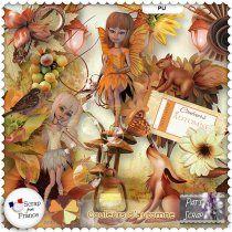Couleurs d'automne by Pat's Scrap