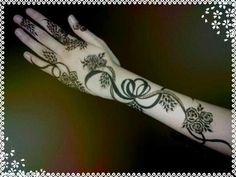 Arabic Henna for Girls