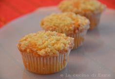 La cucina di Esme: Crumb muffin al cioccolato bianco