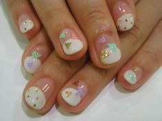 Triangles on nails