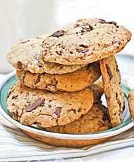 Nancy Baggett's Kitchenlane: Ultimate One-Bowl Chocolate Chip (or Chunk) Cookies--If You're One of the Millions Searching, Take a Look