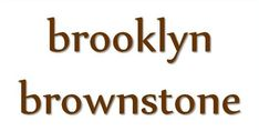New York Brownstone, Brooklyn Brownstone, Living In New York, City Living, Tree Grows In Brooklyn, Jennifer Hawkins, Brooklyn Heights, Free To Use Images, Historical Architecture