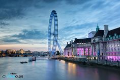 London Eye by Paolo Bolla on 500px