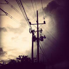 los cables