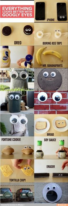 everything looks better with googly eyes.