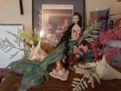 Winona as a mermaid Winona Forever, Mermaid, Painting, Home Decor, Art, Art Background, Decoration Home, Room Decor, Painting Art