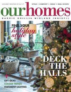 OUR HOMES Barrie Holiday/Winter 2016/17