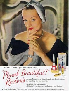 Makeup & Hair Of The 1940's - The Glamorous HousewifeThe Glamorous ...