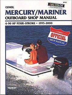Used gd seloc mercury outboards repair manual 1965 89 seloc clymer mercury mariner outboard work shop repair manual 4 90 hp 1995 2000 fandeluxe Choice Image