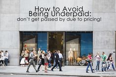 How to Avoid Getting Underpaid