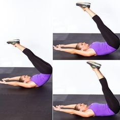 7 Magical Exercises To Get Rid Of Lower Abdominal Pooch At Home | BetaFitness.net