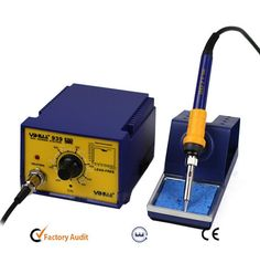 74.10$  Buy now - http://ali6fd.worldwells.pw/go.php?t=32765428813 - Free Shipping YIHUA 939 Laptop PCB Temperature Controlled Soldering Station BGA Rework Station