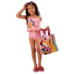 Disney Princess Deluxe Swim Collection for Girls | Disney Store