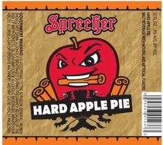Sprecher - Hard Apple Pie