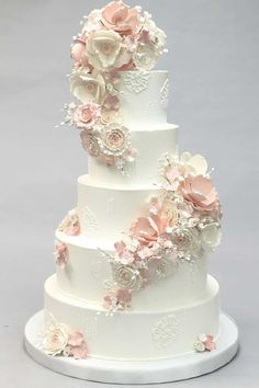 Wedding Cake - Fancy Cakes by Lauren Kitchens
