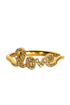 Love Diamond Ring - 1.61 ctw