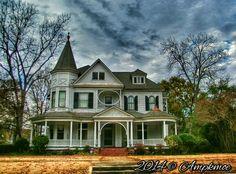 Vintage House  Newnan, GA  25 Nov 2014
