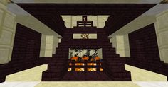 Asian Inspired Tower Interior (Entryway)
