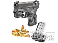 The newest addition to the Springfield XD-S lineup features the hard-hitting .40 S&W.