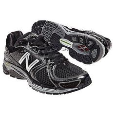 New Balance The 1260 Shoes (Black/Red) - Men's Shoes - 7.0 D
