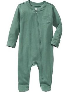 Zip-Front One-Pieces for Baby | Old Navy