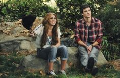 Miley Cyrus and Jesse