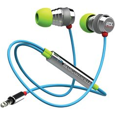 Margaritaville Mix2 In-Ear Monitor Headphones with Microphone - Macaw