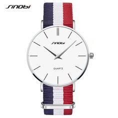 $29.99 (Buy here: https://alitems.com/g/1e8d114494ebda23ff8b16525dc3e8/?i=5&ulp=https%3A%2F%2Fwww.aliexpress.com%2Fitem%2FSINOBI-Brand-Fashion-Watch-Men-Classic-Slim-Nylon-Strap-Quartz-Watch-Waterproof-Sport-Watches-Business-Hour%2F32668223616.html ) SINOBI Top Fashion Watch Men Classic Slim Nylon Strap Quartz Watch Waterproof Luxury Watches Hour Relogio Masculino Montre Homme for just $29.99