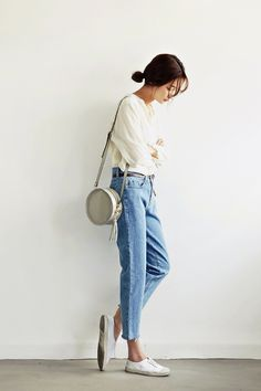 glass-baggy-denim