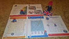 Raising Samuels Homeschool: Week 20: Bears and Paddington Party (#Homeschool Learning)