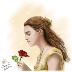 Belle - Beauty & The Beast