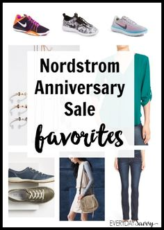 Check out all my favorites from the Nordstrom Anniversary Sale. Jeans, shoes, jewelry, bags and more!