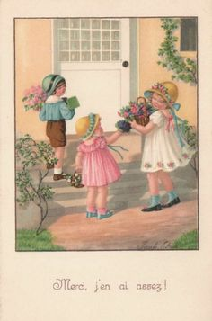 Pauli Ebner (1873-1949) — Old Post Cards (600x909)