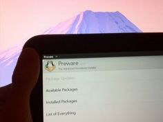 """cool Iphone Repair TV - How To Install Preware On Your HP TouchPad - """"Jailbreak"""" It"""
