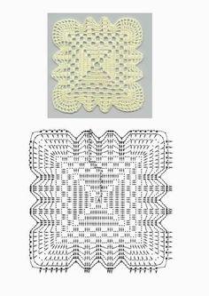 Crochet Artesanía: crochet patterns2